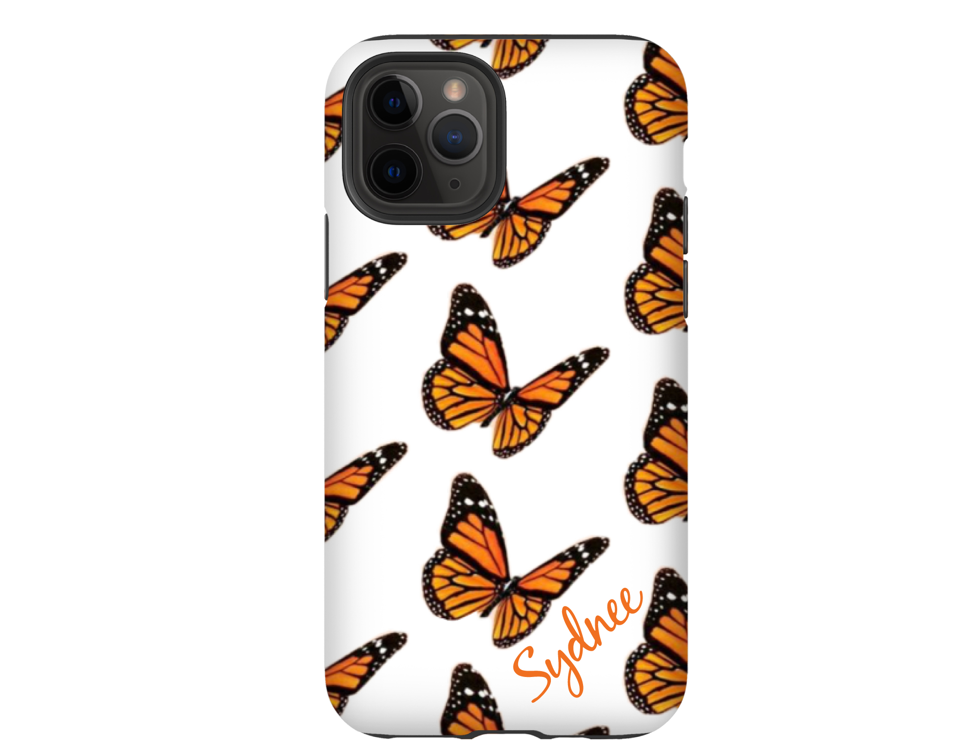 Butterfly Personalized iPhone Case
