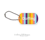 Candy mini tags - set of 2