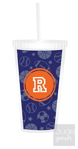 all-star straw tumbler