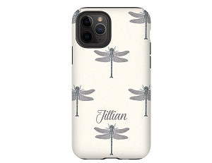 Dragonfly Personalized iPhone Case