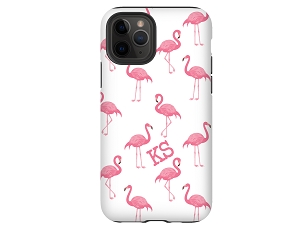 Flamingo Personalized iPhone Case