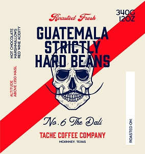 Guatemala strictly hard beanS
