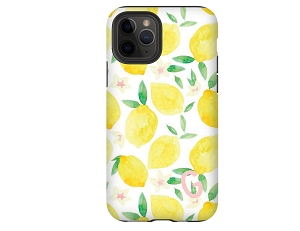 Lemon Personalized iPhone Case
