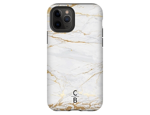 Marble Personalized iPhone Case